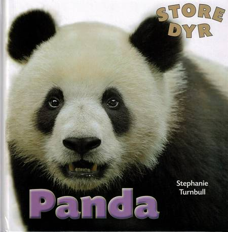 Panda af Stephanie Turnbull