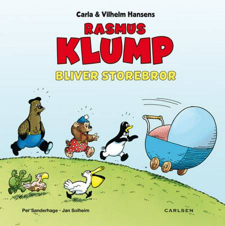 Carla & Vilhelm Hansens Rasmus Klump bliver storebror af Per Sanderhage