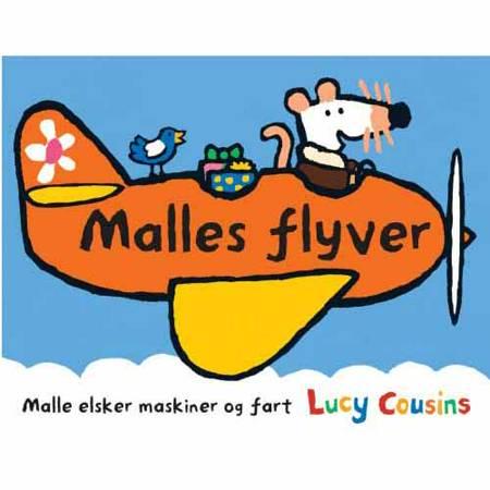 Malles flyver af Lucy Cousins