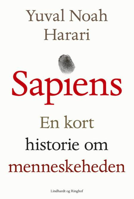 Sapiens af Yuval Noah Harari