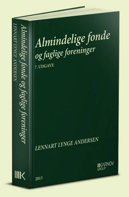 Almindelige fonde og faglige foreninger af Lennart Lynge Andersen