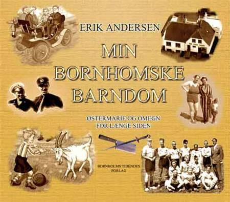 Min bornholmske barndom af Erik Andersen