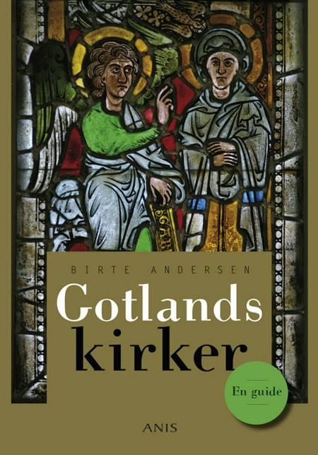 Gotlands kirker af Birte Andersen