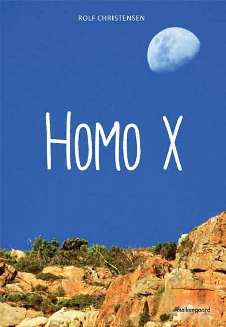Homo X af Rolf Christensen