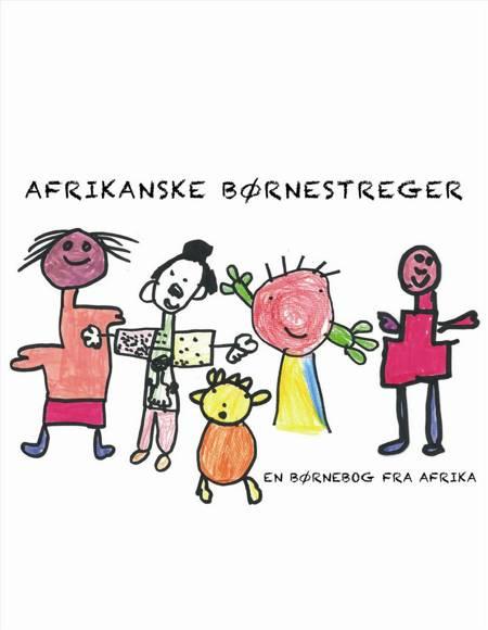 Afrikanske børnestreger af Iben Kjølby Korneliussen