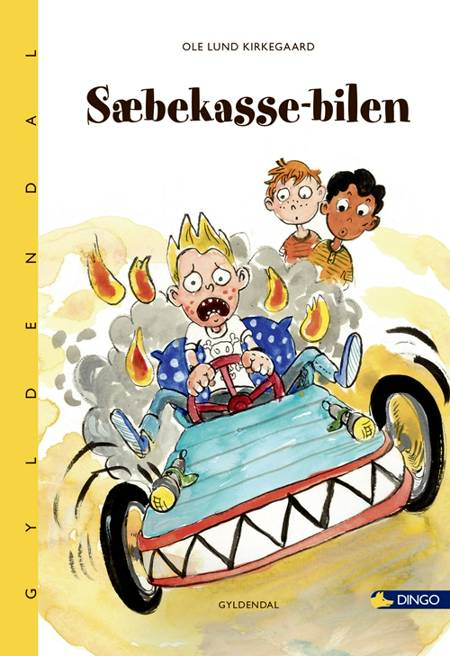 Sæbekasse-bilen af Ole Lund Kirkegaard