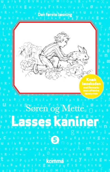 Lasses kaniner af Knud Hermansen