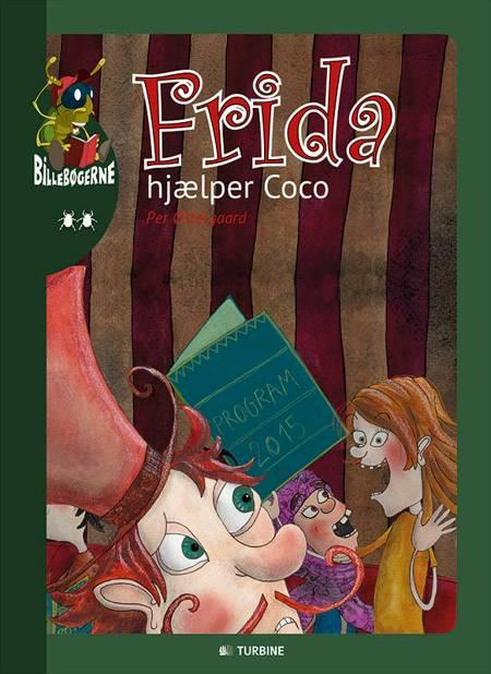 Frida hjælper Coco af Per Østergaard