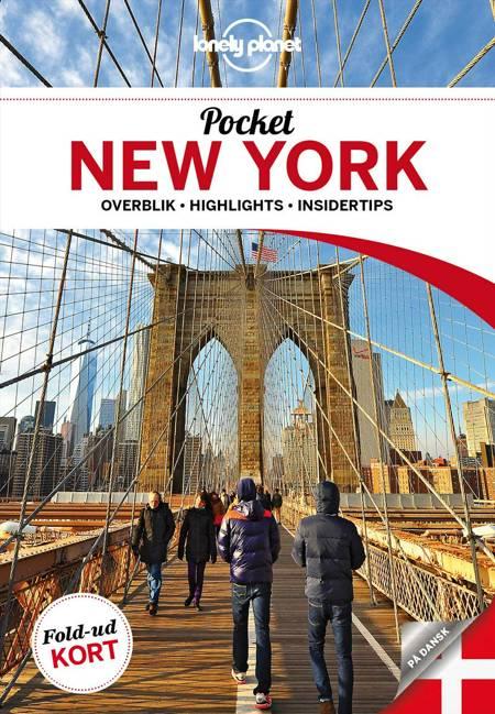 Pocket New York af Lonely Planet