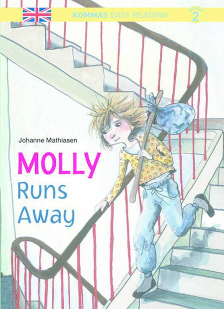 Molly runs away af Johanne Mathiasen