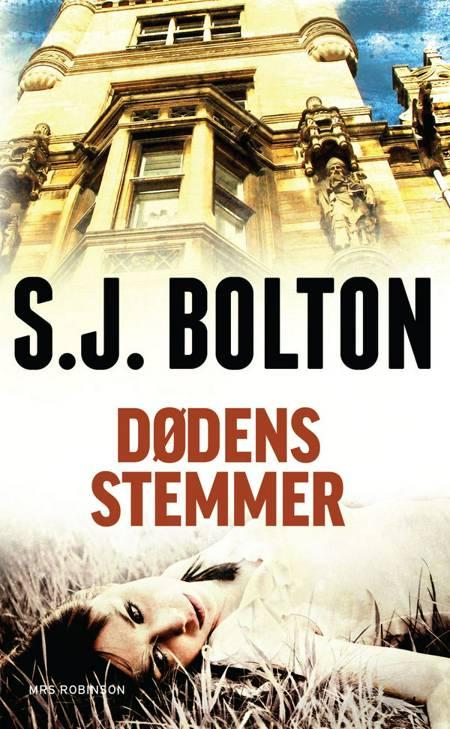Dødens stemmer af S. J. Bolton