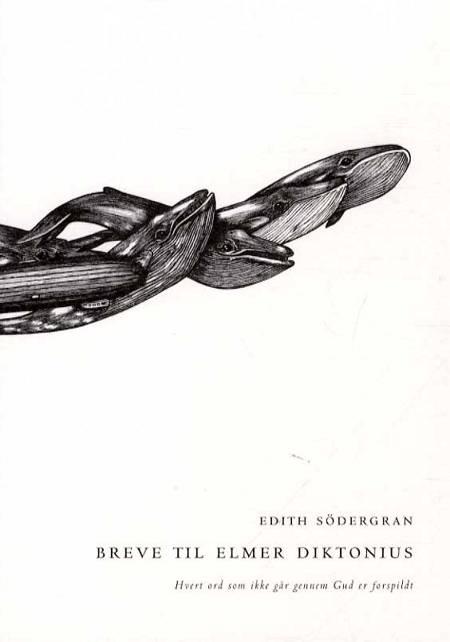 Breve til Elmer Diktonius af Edith Södergran