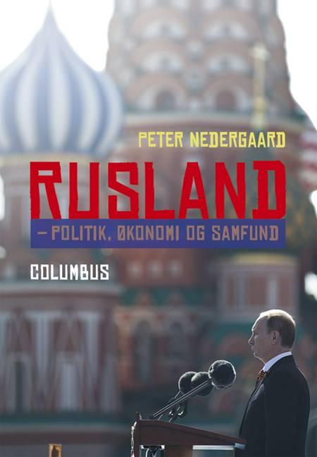Rusland af Peter Nedergaard