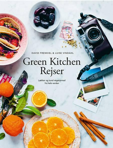 Green kitchen rejser af David Frenkiel og Luise Vindahl