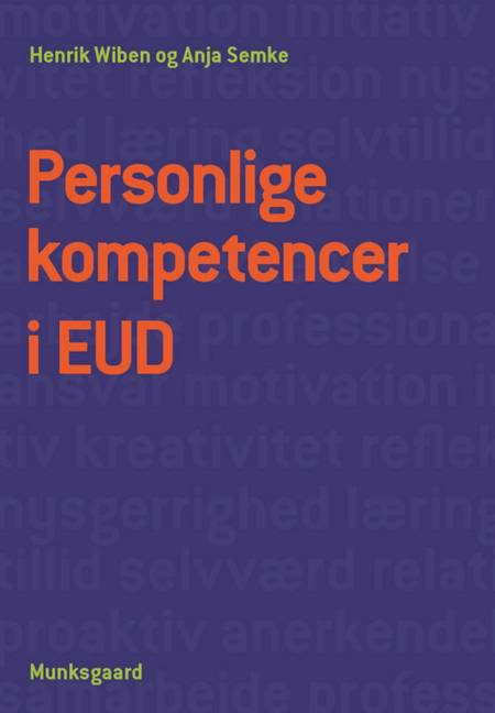 Personlige kompetencer i EUD af Henrik Wiben og Anja Semke