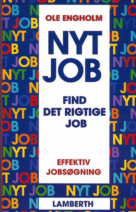 Nyt job af Ole Engholm
