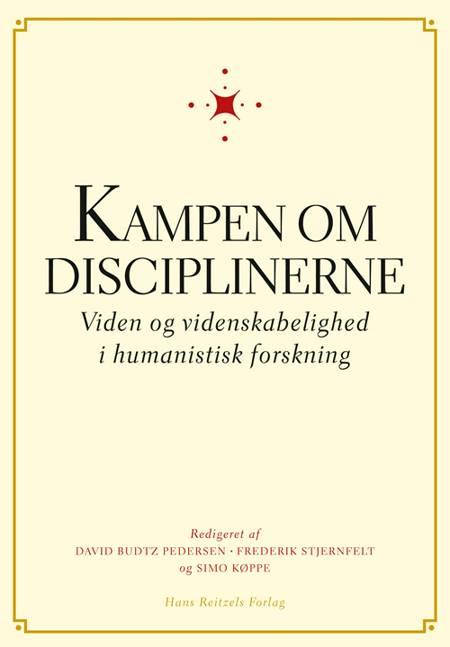 Kampen Om Disciplinerne Af Frederik Stjernfelt  Finn