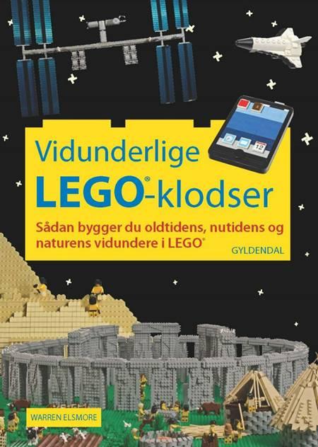 Vidunderlige LEGO-klodser af Warren Elsmore
