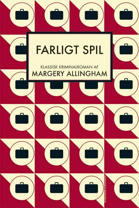 Farligt spil af Margery Allingham