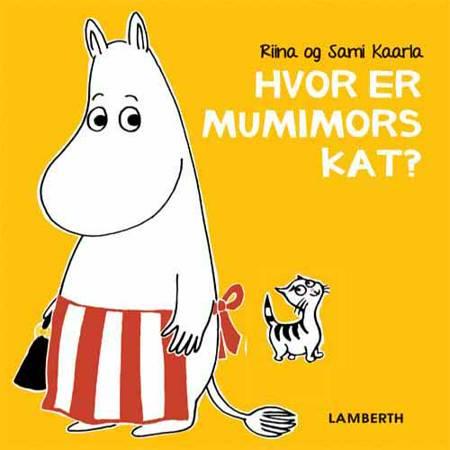 Hvor er Mumimors kat? af Sami Kaarla og Riina Kaarla