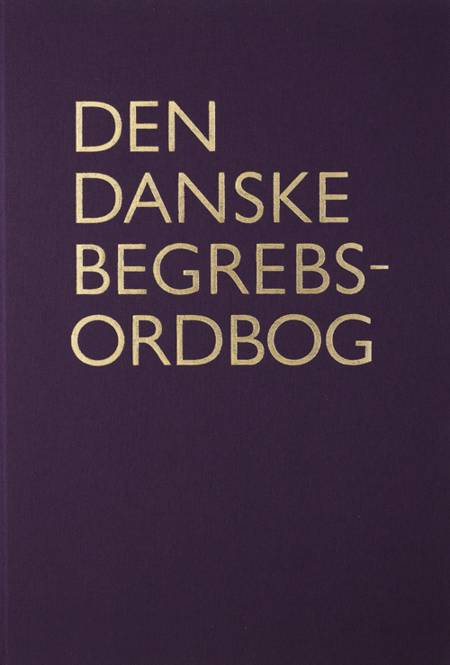 Den danske begrebsordbog