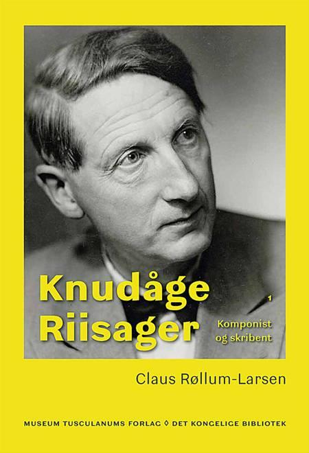 Knudåge Riisager af Claus Røllum-Larsen