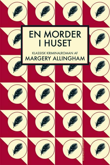 En morder i huset af Margery Allingham