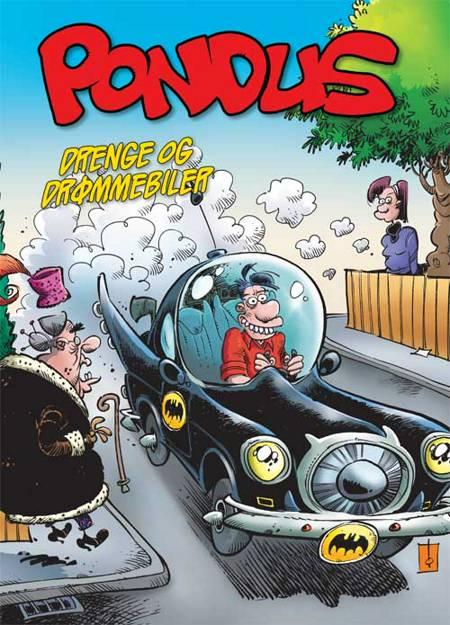 Drenge og drømmebiler af Frode Øverli