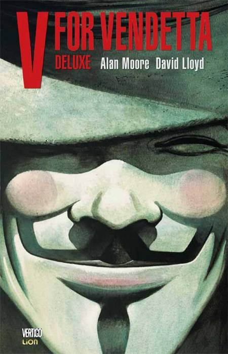 V for vendetta af Alan Moore