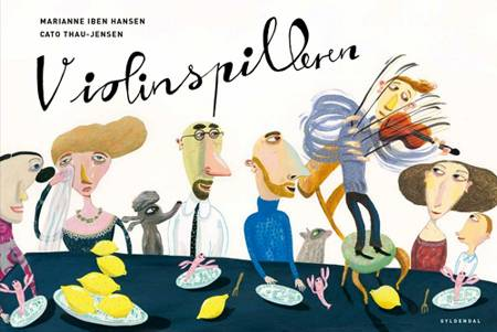 Violinspilleren af Marianne Iben Hansen