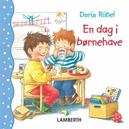 En dag i børnehave af Doris Rübel