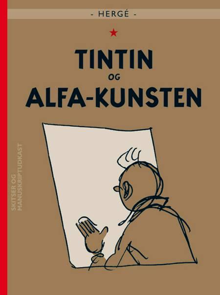 Tintin og alfa-kunsten af Hergé