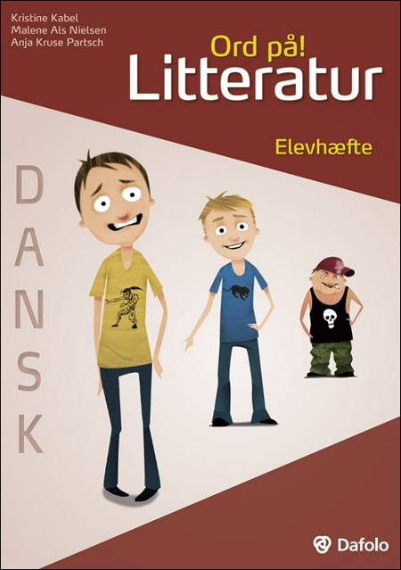 Litteratur af Kristine Kabel, Malene Als Nielsen og Anja Kruse Partsch