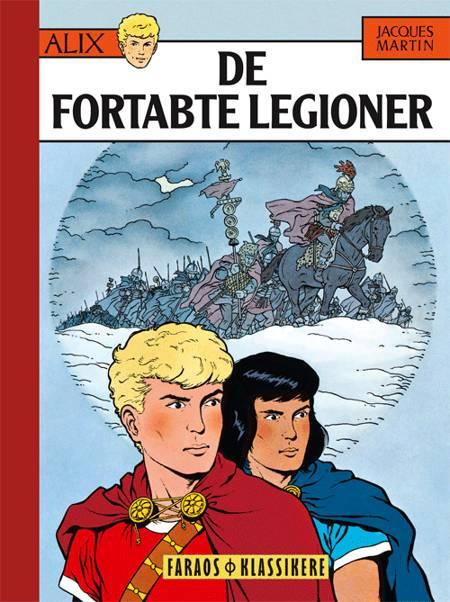 De fortabte legioner af Jacques Martin