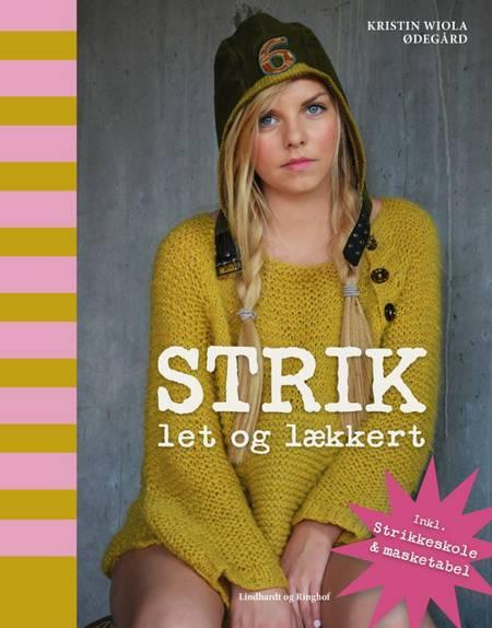 Strik af Kristin Wiola Ødegård