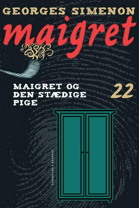 Maigret og den stædige pige af Georges Simenon