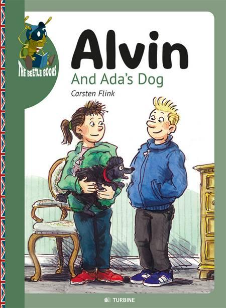 Alvin and Ada's dog af Carsten Flink