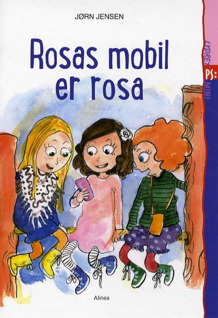 Rosas mobil er rosa af Jørn Jensen