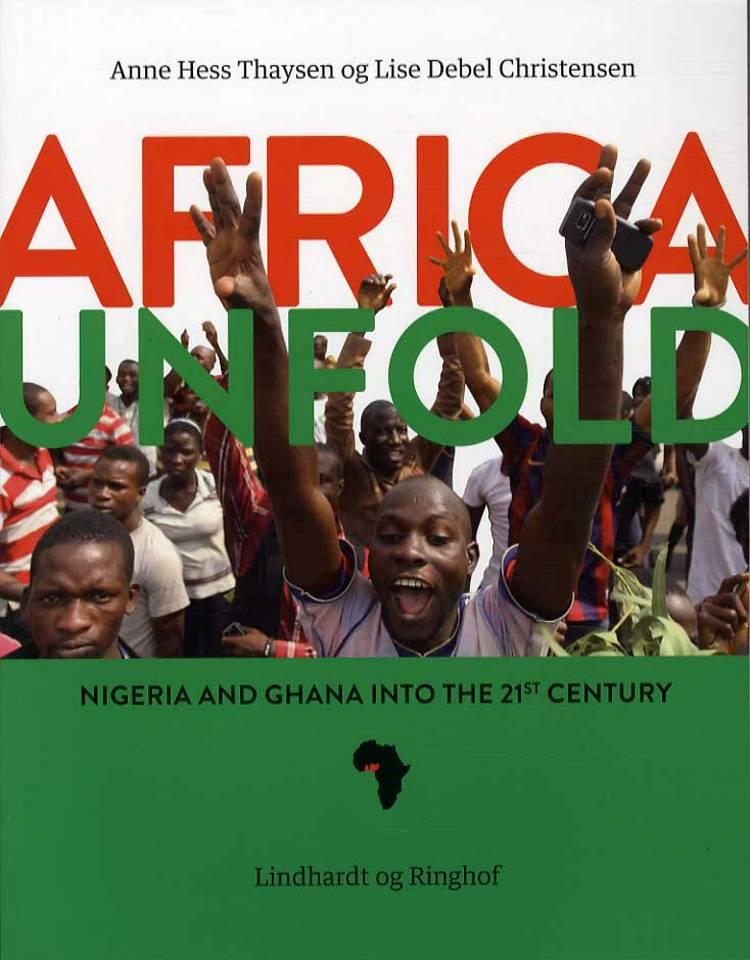 Africa unfold af Lise Debel Christensen og Anne Hess Thaysen
