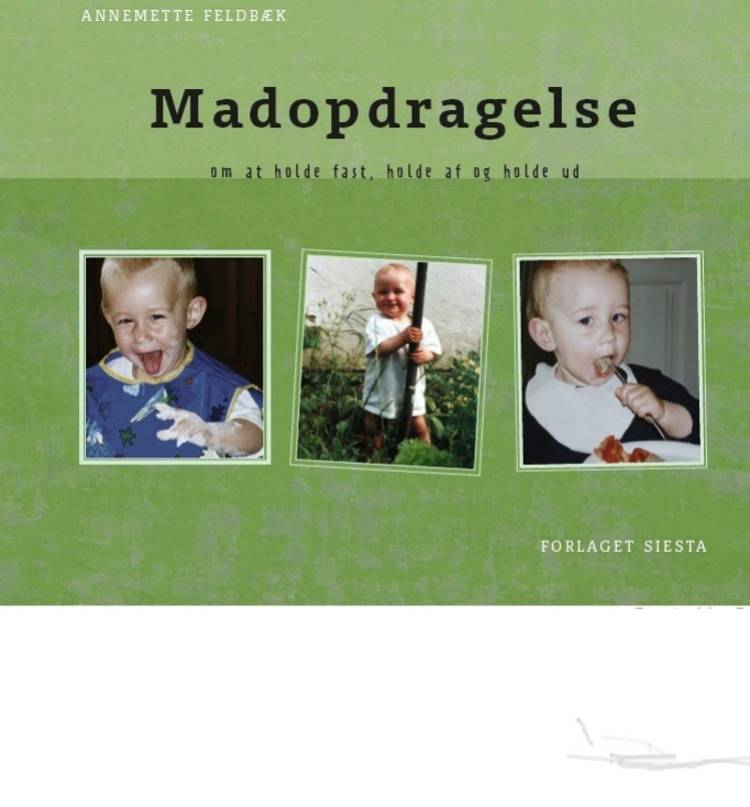 Madopdragelse af Annemette Feldbæk