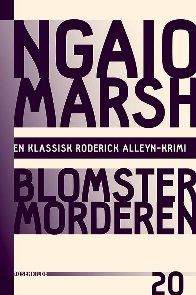 Blomstermorderen af Ngaio Marsh