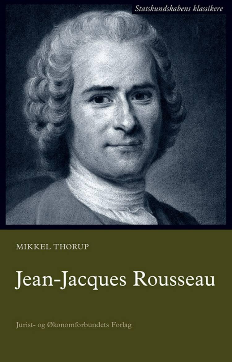Jean-Jacques Rousseau af Mikkel Thorup