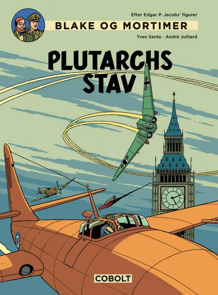 Plutarchs stav af Yves Sente og André Juillard