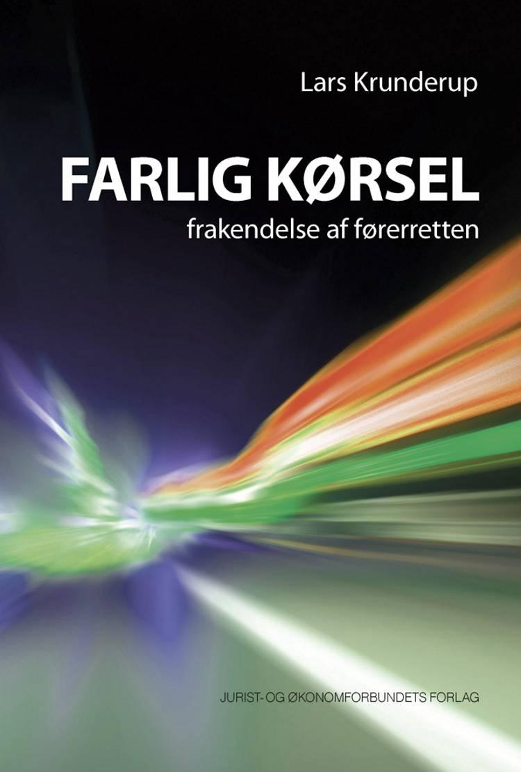 Farlig kørsel af Lars Krunderup