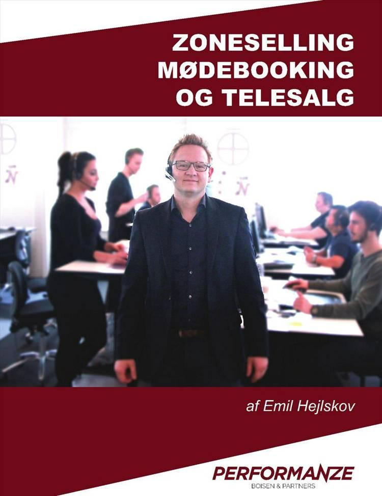 Zoneselling, mødebooking og telesalg af Emil Hejlskov