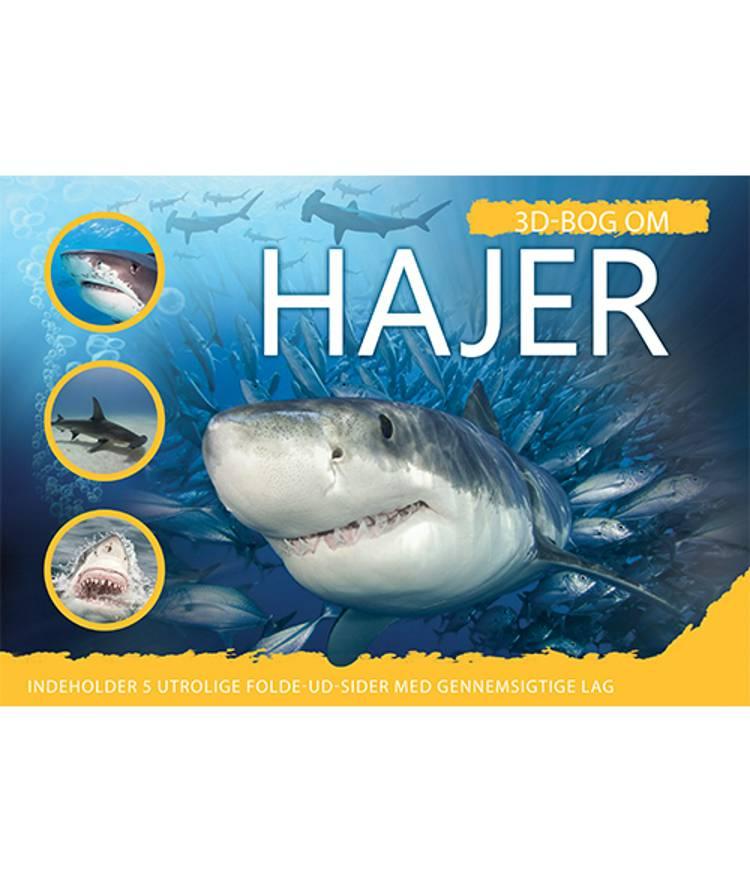 3D-bog om hajer af Jon Green