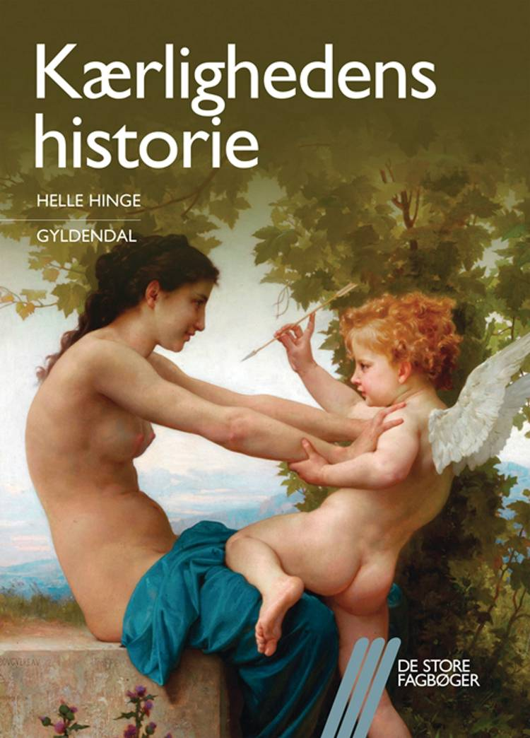 Kærlighedens historie af Helle Hinge