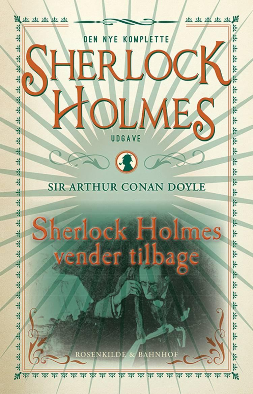 Sherlock Holmes vender tilbage af Arthur Conan Doyle