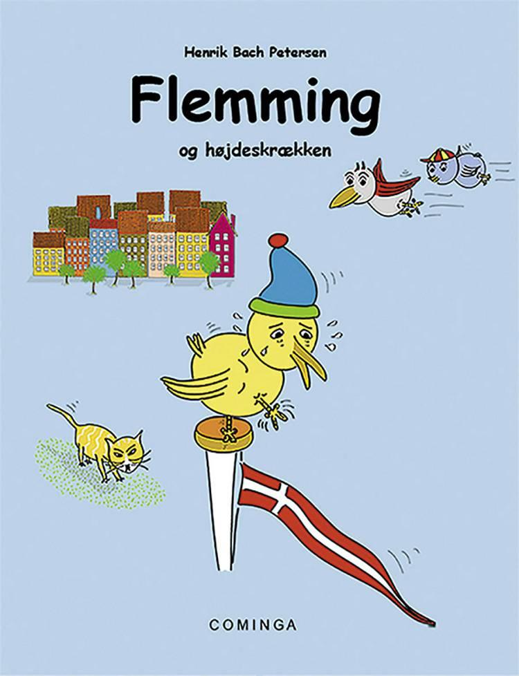 Flemming og højdeskrækken af Henrik Bach Petersen