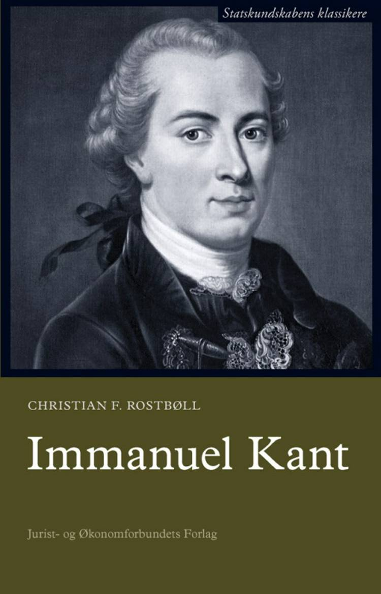 Immanuel Kant af Christian F. Rostbøll
